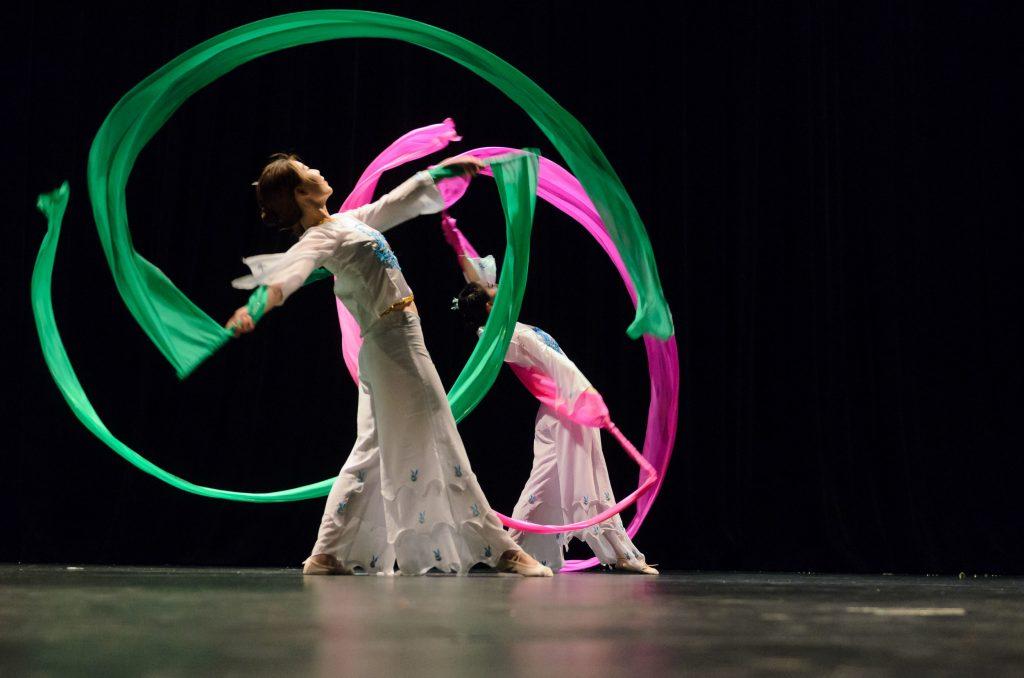 Chinese Dance Pakistan