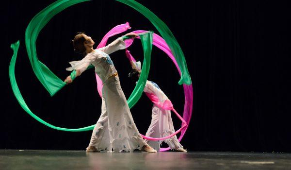 Chinese Trope Dance – Hangtau